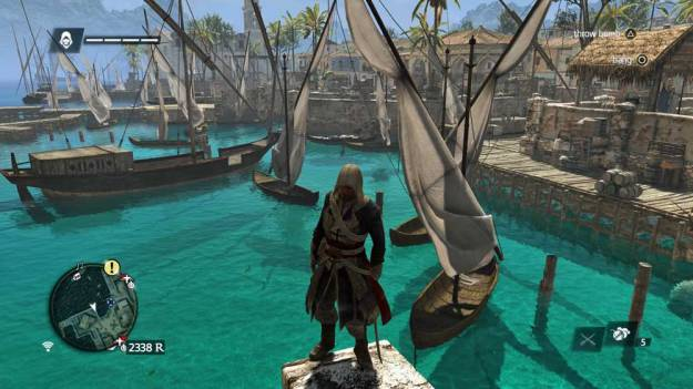 Photo: Remarkable aesthetic beauty of water, captured in Assassin's Creed Black Flag.